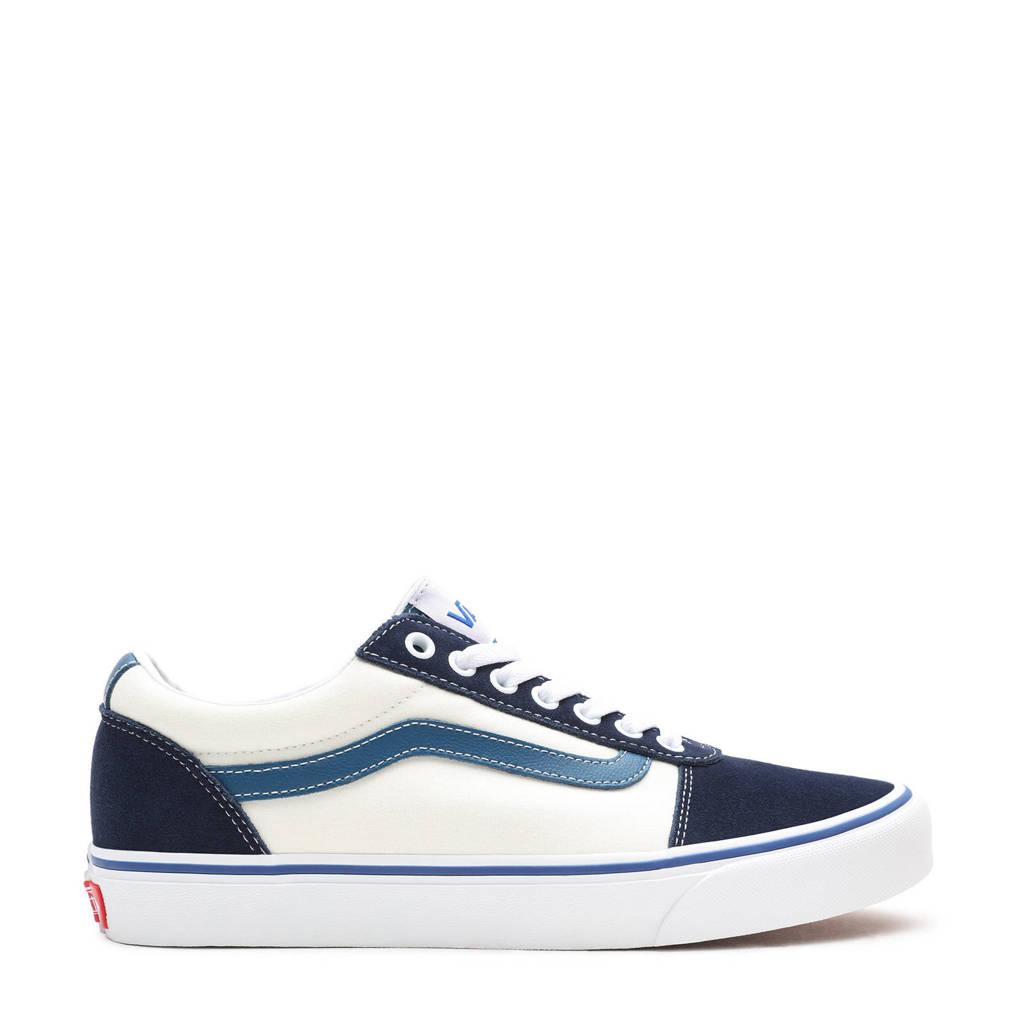 VANS Ward  sneakers donkerblauw/wit, Donkerblauw/wit