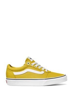 Ward  sneakers geel/wit