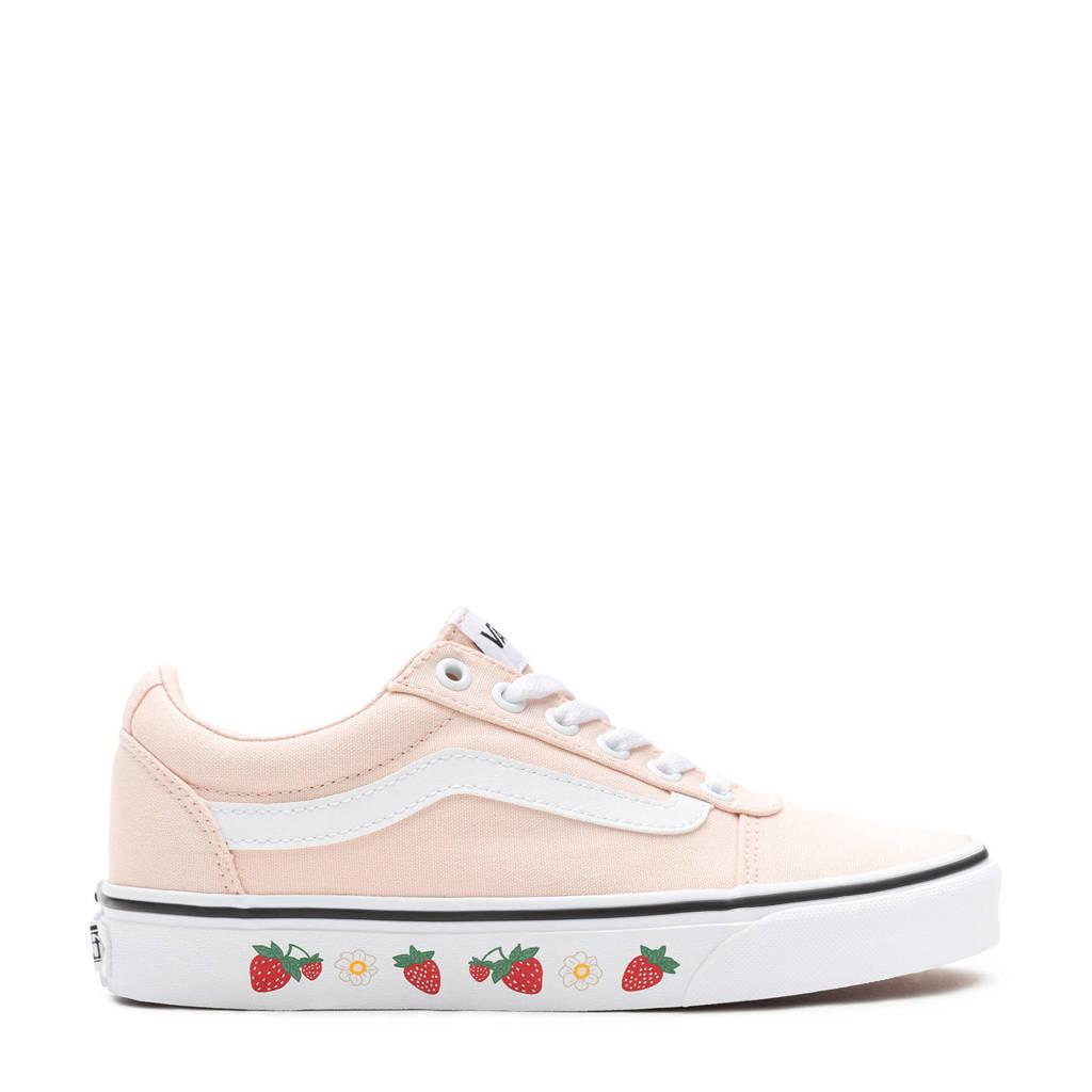 VANS Ward  sneakers lichtroze/wit, Lichtroze/wit