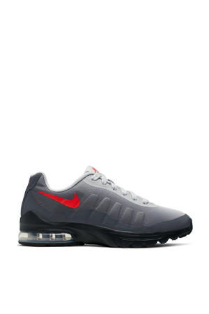 Air Max Invigor Print sneakers grijs/roode
