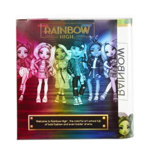 Fashion Doll: Rainbow