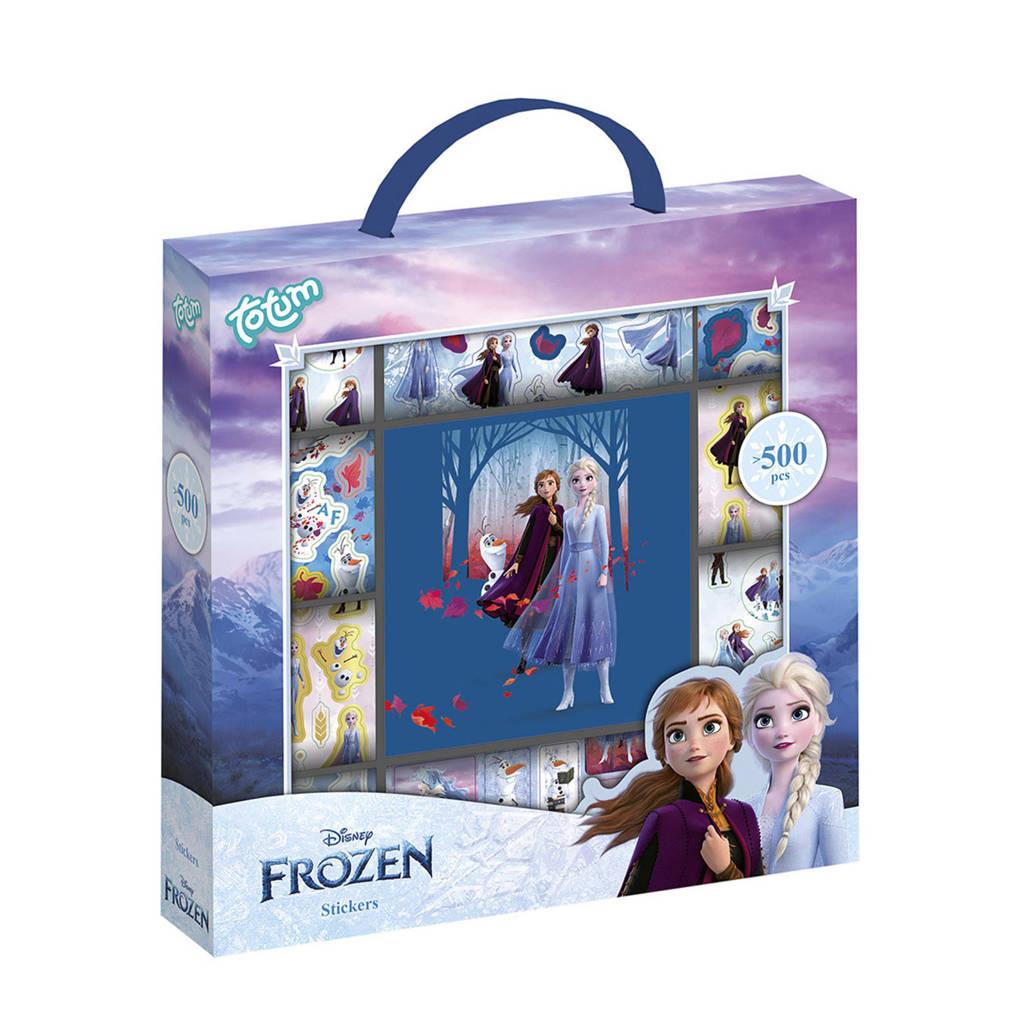 Totum Disney Frozen 2 Stickerbox, Multi kleuren