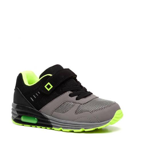 Scapino Blue Box sneakers grijs/zwart