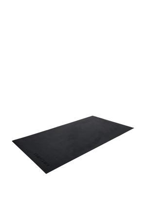 crosstrainer mat - Vloerbeschermmat - (160x87 cm)