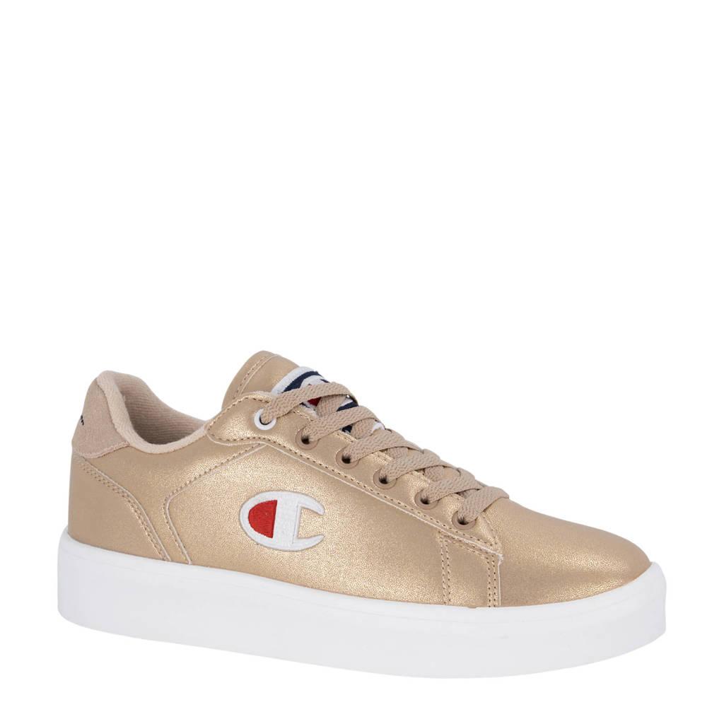 Champion La Mesa  sneakers goudkleurig, Goud