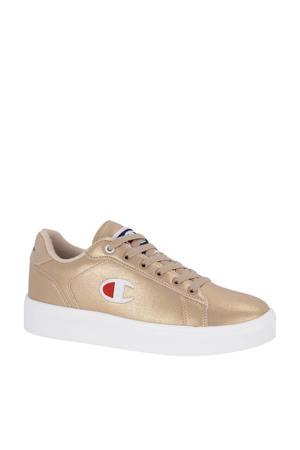 La Mesa  sneakers goudkleurig