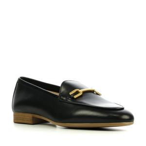 Dalcy  leren loafers zwart