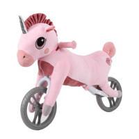 Yvolution My Buddy Wheels eenhoorn loopfiets, Roze