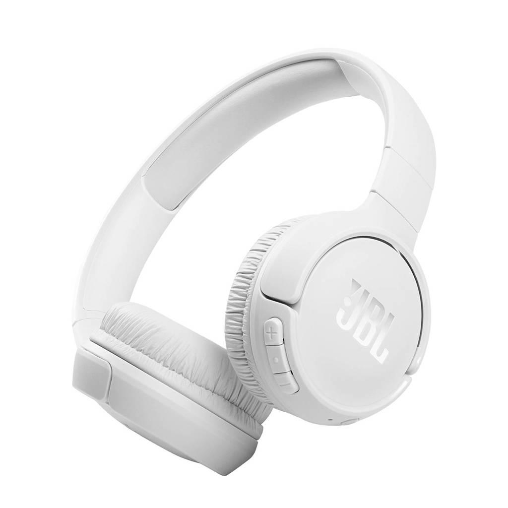 JBL Tune 510BT draadloze over-ear hoofdtelefoon (wit), Wit