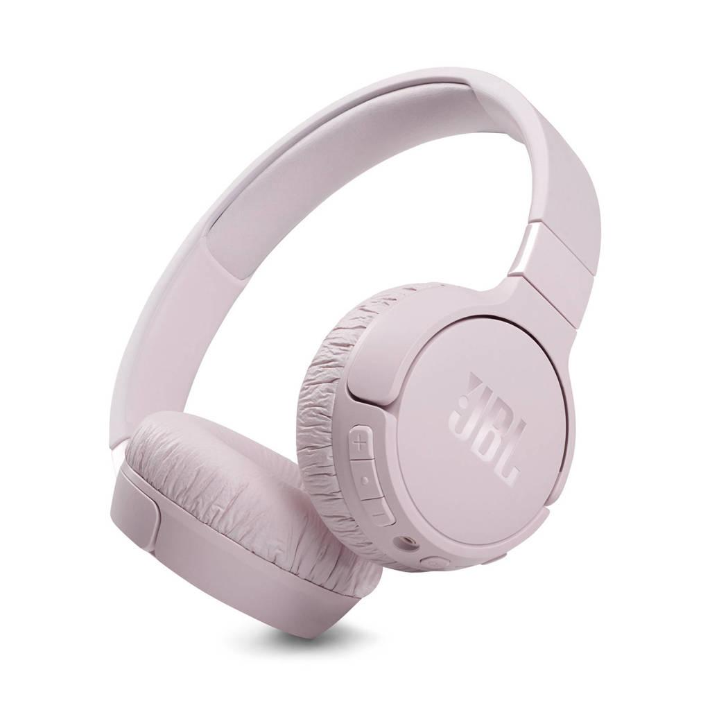 JBL Tune 660NC draadloze over-ear hoofdtelefoon (roze), Roze