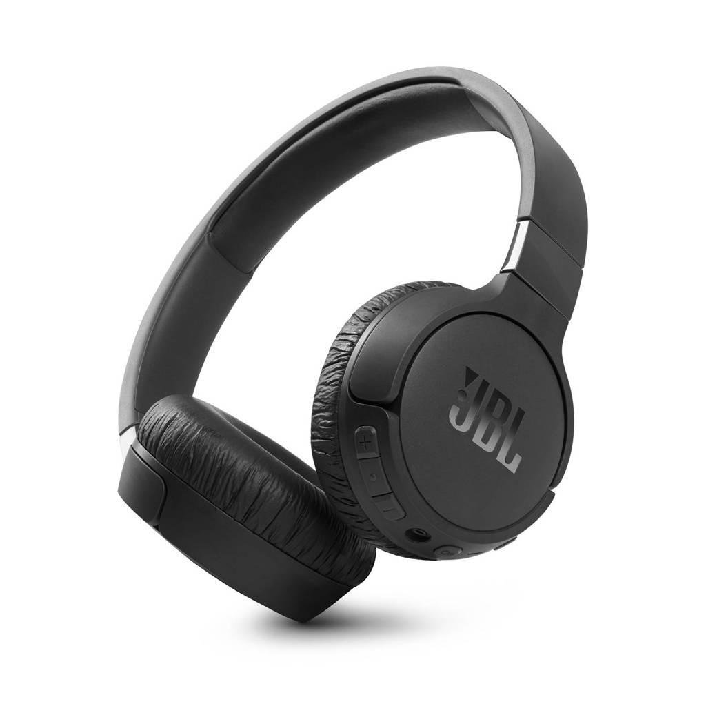 JBL Tune 660NC draadloze over-ear hoofdtelefoon (zwart), Zwart
