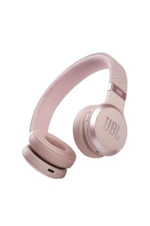 Live 460NC draadloze on-ear hoofdtelefoon (roze)