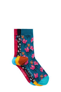 WE Fashion sokken - set van 3 multi, Multi