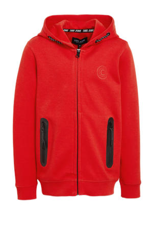 vest Iscar rood