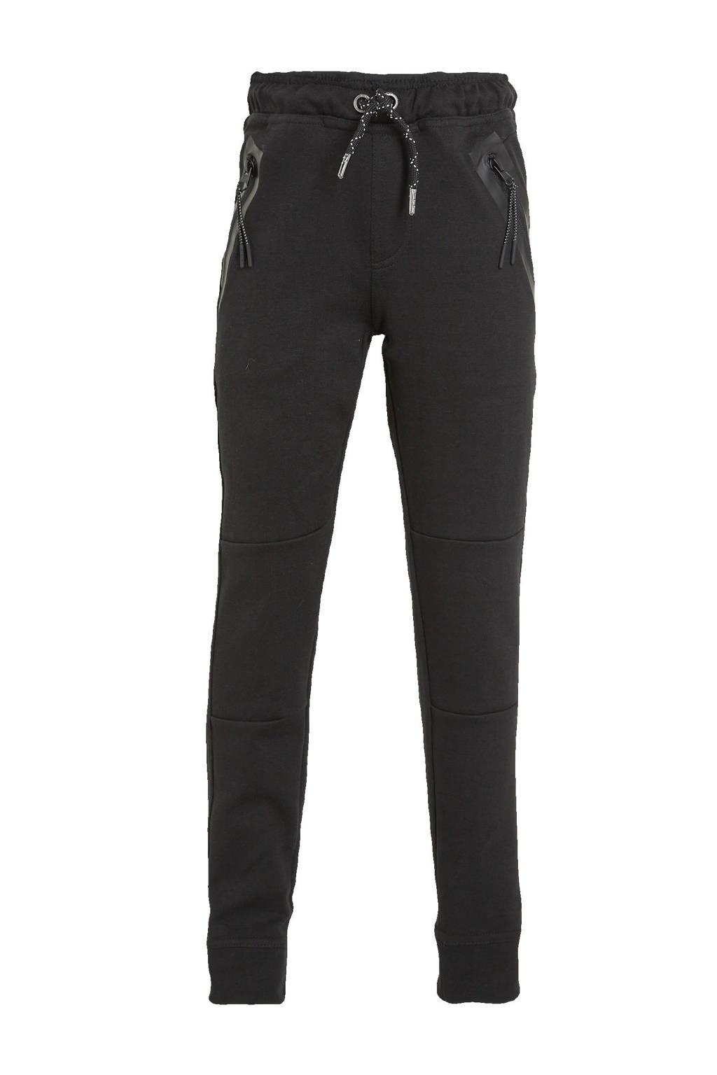 Cars regular fit joggingbroek Lax zwart, Zwart