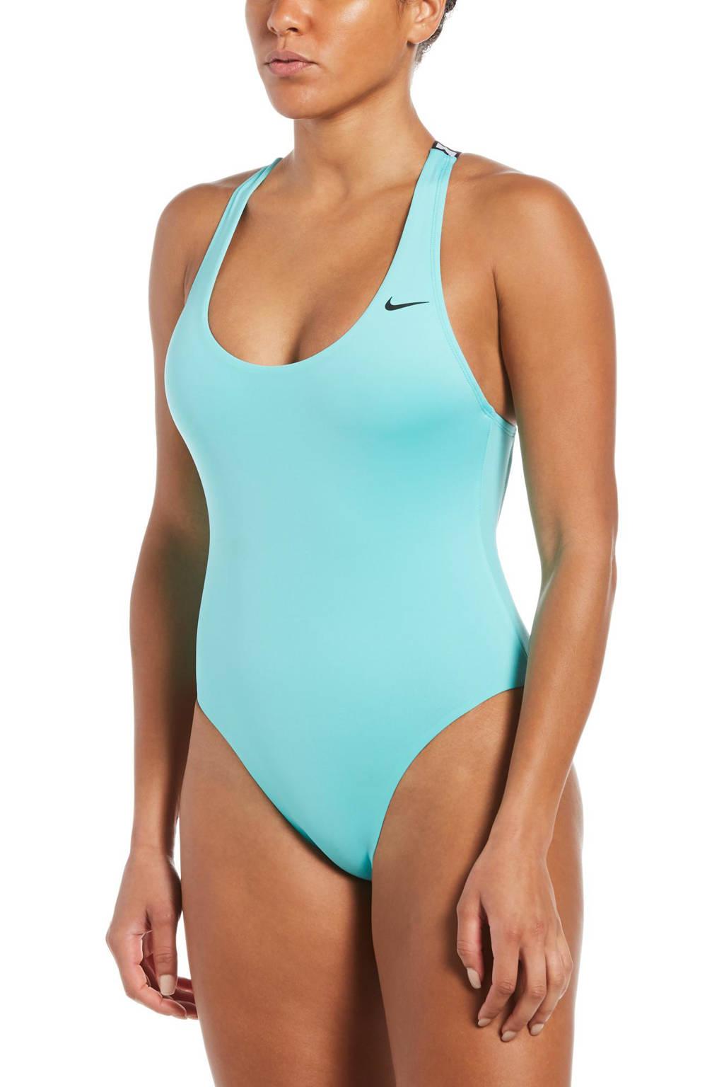 Nike sportbadpak lichtblauw, Lichtblauw