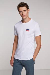 Levi's T-shirt (set van 2) wit/grijs, Wit/grijs