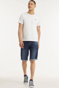 Levi's basic T-shirt wit, Wit
