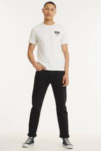 Levi's T-shirt HOUSEMARK GRAPHIC met logo wit, Wit