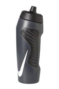 Nike   sportbidon - 710 ml grijs/zwart, Grijs/zwart