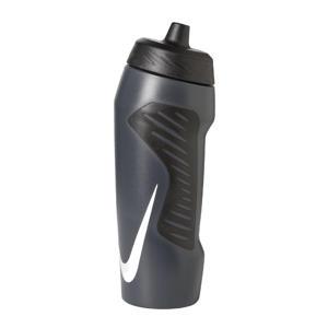 sportbidon - 710 ml grijs/zwart