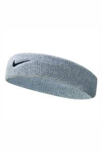Nike   hoofdband blauwgrijs, Blauwgrijs