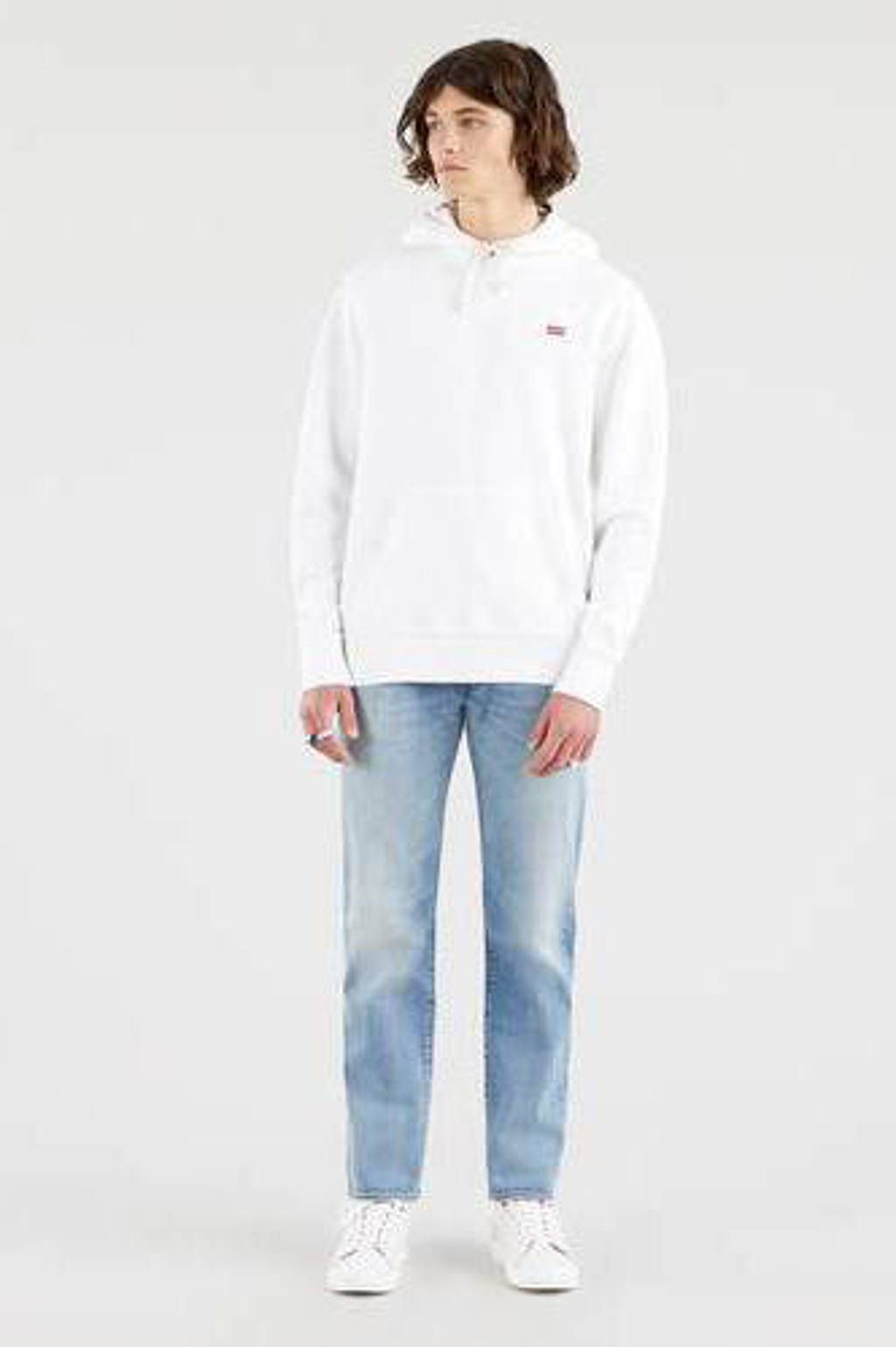 Levi's hoodie NEW ORIGINAL wit, Wit