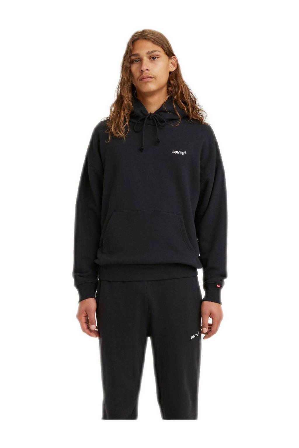 Levi's hoodie zwart, Zwart