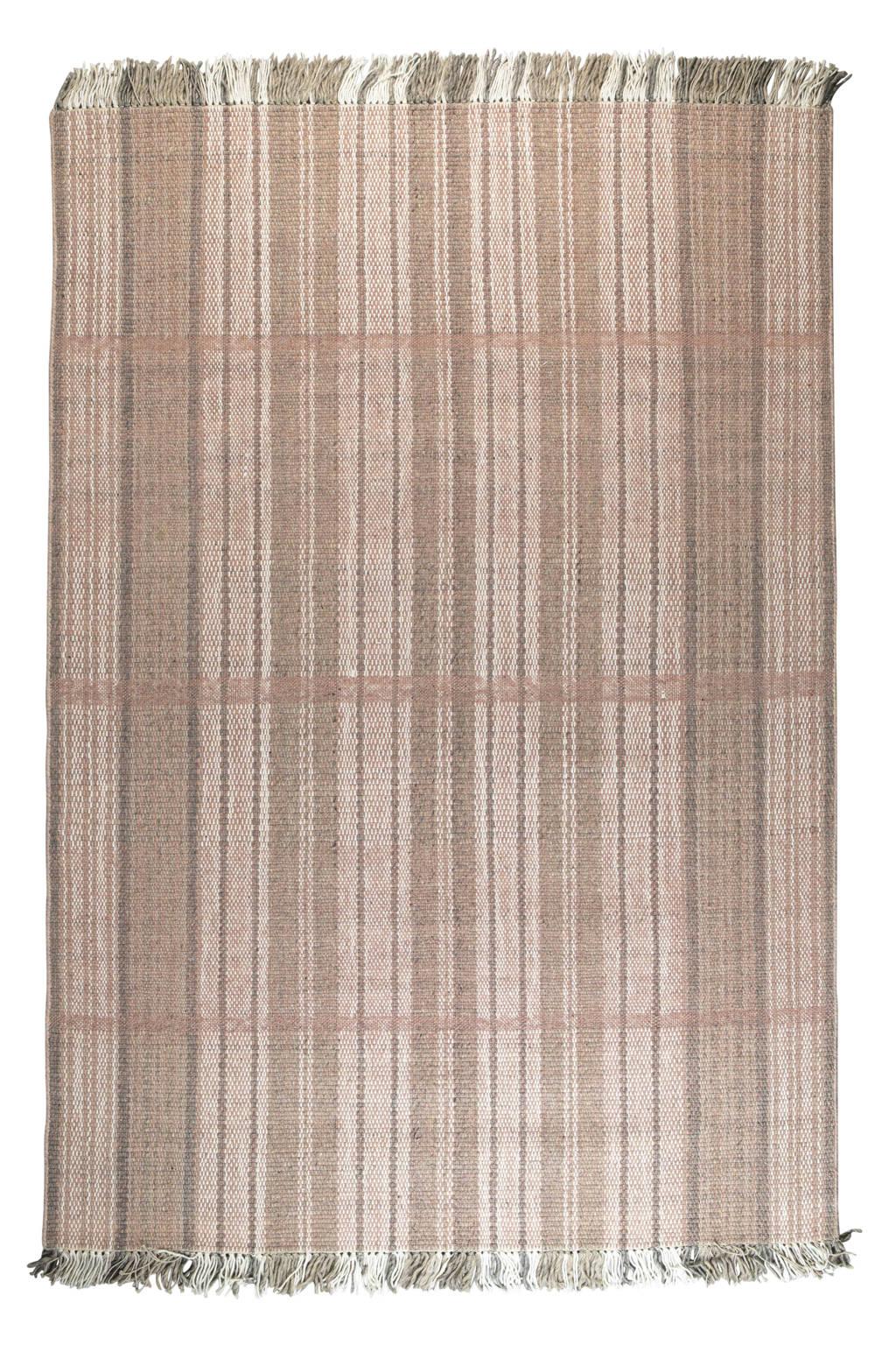 Zuiver vloerkleed  (230x160 cm), Nude