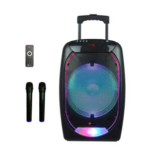 Flash 1210 portable trolley bluetooth speaker