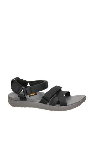 Sanborn Mia  sandalen zwart