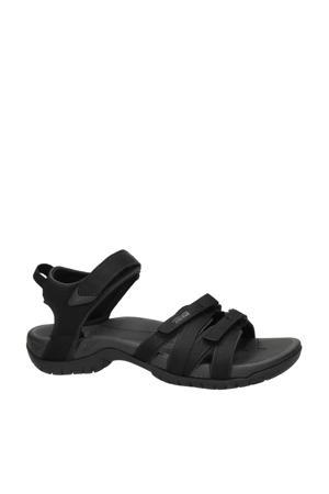 Tirra  outdoor sandalen zwart