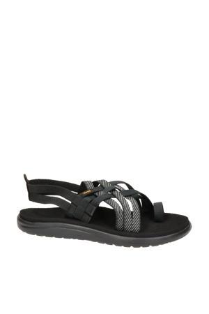 Voya Strappy  outdoor sandalen zwart