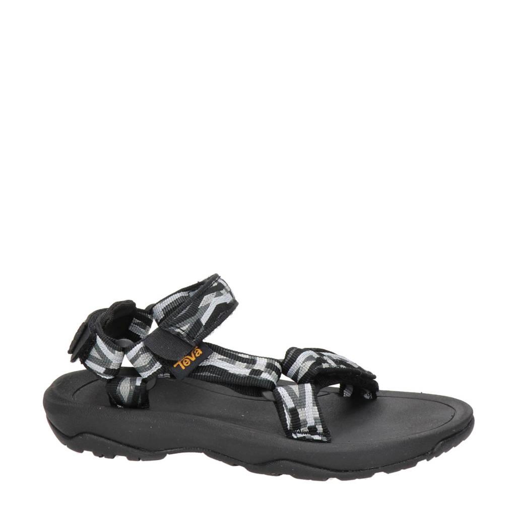 Teva Hurricane XLT 2  outdoor sandalen zwart/wit, Zwart/wit