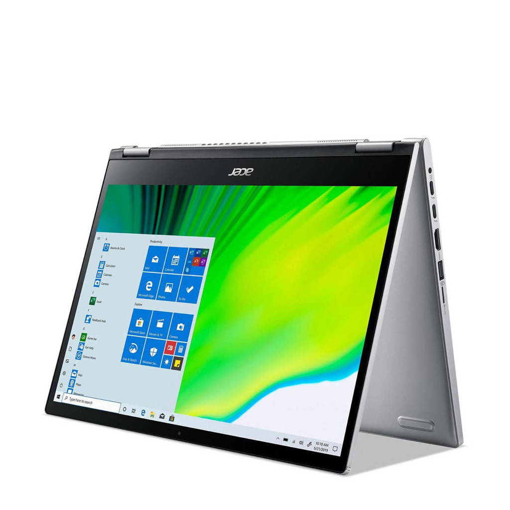 Acer Spin 3 SP313-51N-58LR 13.3 inch Full HD 2-in-1 laptop, Zilver