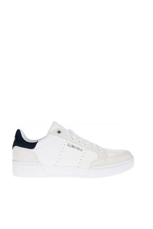 T1316 SPT M 1973  sneakers wit/donkerblauw