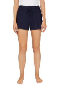 ESPRIT Women Bodywear pyjamashort donkerblauw, Donkerblauw