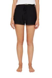ESPRIT Women Bodywear pyjamashort zwart, Zwart