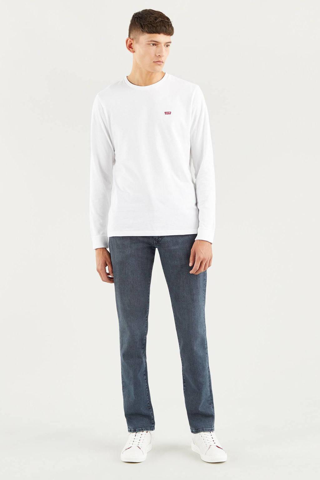Levi's 511 slim fit jeans richmond blue black od adv, RICHMOND BLUE BLACK OD ADV