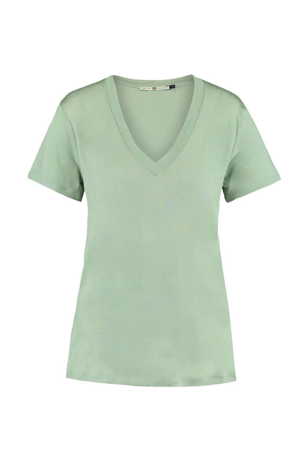 America Today T-shirt mintgroen, Mintgroen