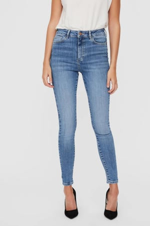 skinny jeans VMSOPHIA light blue denim