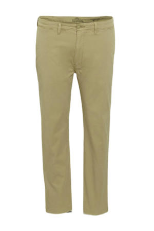 regular fit chino Plus Size beige