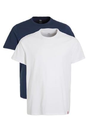 Levi's Big an Tall - (set van 2) T-shirts