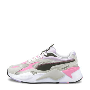 RS-X³ Twill AirMesh   RS-X³ Twill AirMesh sneaker grijs/violet/wit