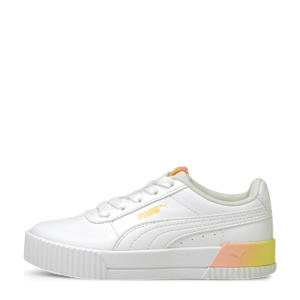 Carina Summer Fade PS  sneakers wit/geel/roze