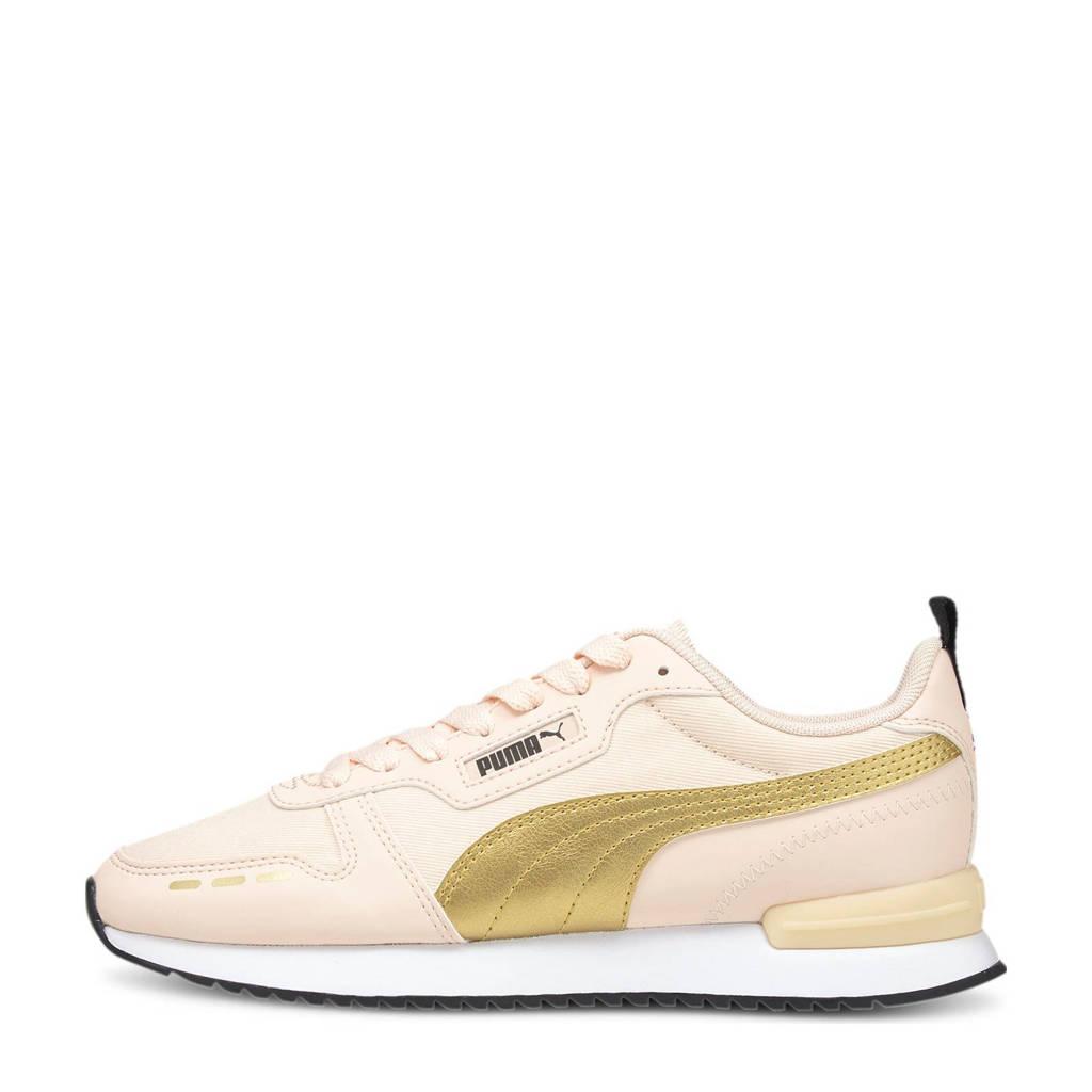 Puma R78 Metallic FS  R78 Metallic FS sneakers roze/goud