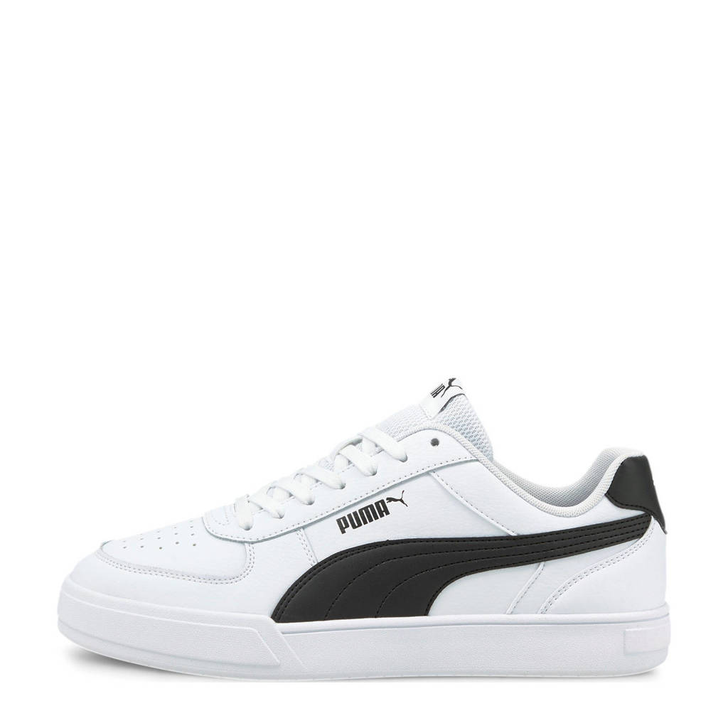 Puma Caven  sneakers Caven wit/zwart, Wit/zwart