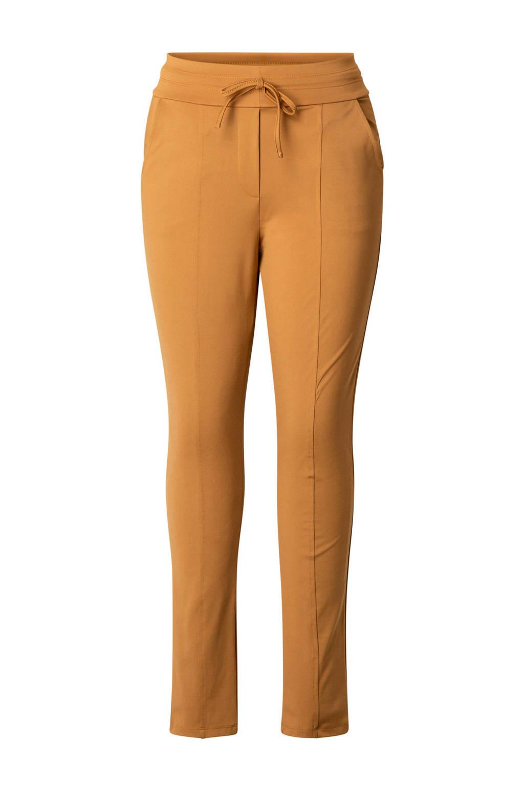 ES&SY high waist skinny broek Naïma oranje, Oranje