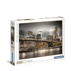 New York skyline   legpuzzel 1000 stukjes