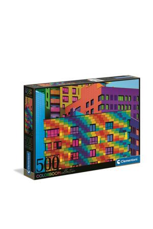 Squares - Colorboom collection  legpuzzel 500 stukjes